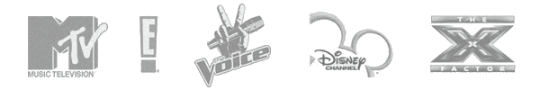 Casting Clients. MTV, E, The Voice, Disney, X Factor, Elite, Bravo, Cirque Du Soleil, FHM.