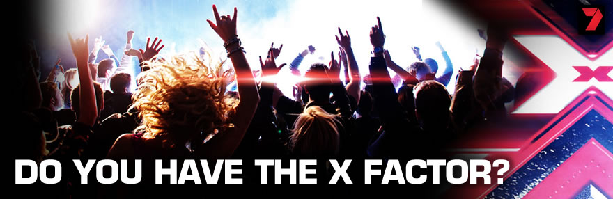 X-Factor Auditions for 2013 are coming to a town near you!
